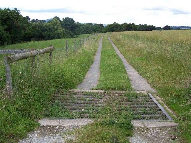 Footpath Near Hughley