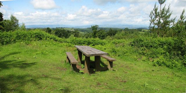 Beacon Hill picnic area