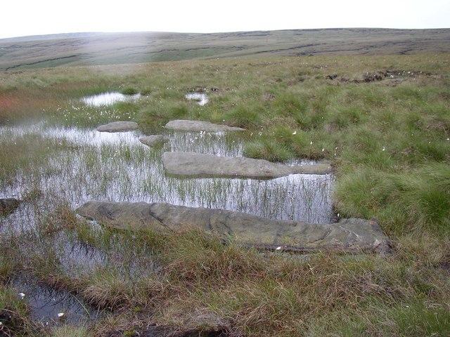 Stones, Birk Moss, Marsden