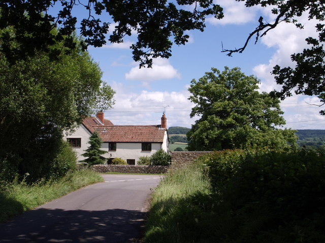Cottage at Clayhanger Common