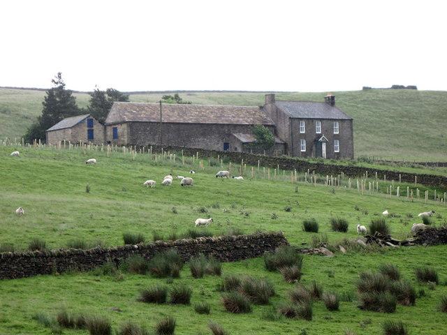 Newfold House, Sinderhope