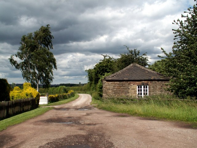 The Old Weigh House on Silkstone Wagon Way