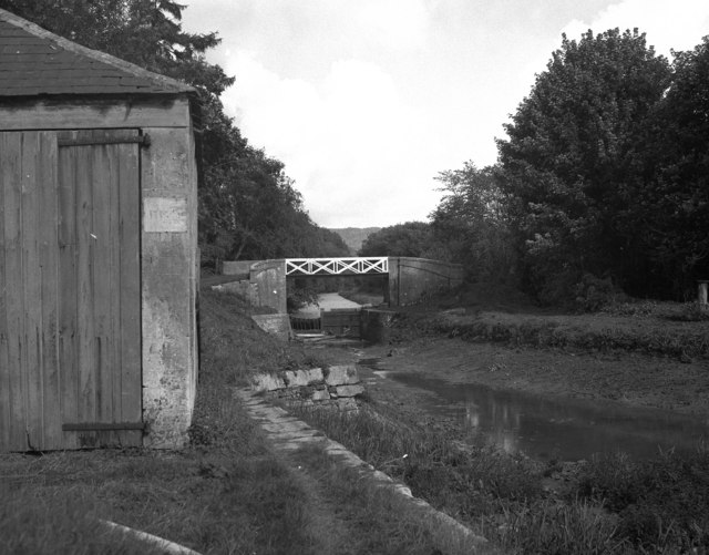 Kennet and Avon Canal: Dundas Bridge