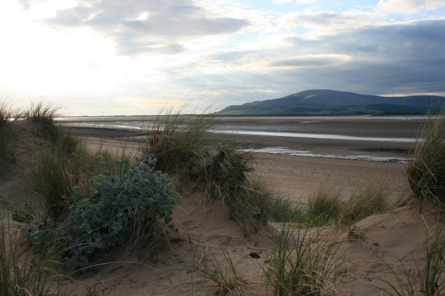 Roanhead Sands from the dunes