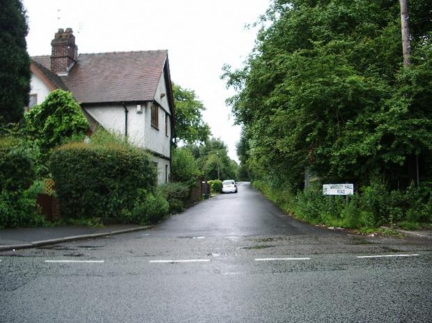 Wardley Hall Road