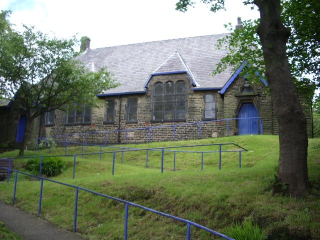 Abney United Reformed Church, Micklehurst, Mossley