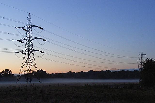 Pylons, Sherfield on Loddon