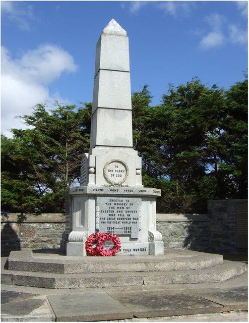 Lybster War Memorial