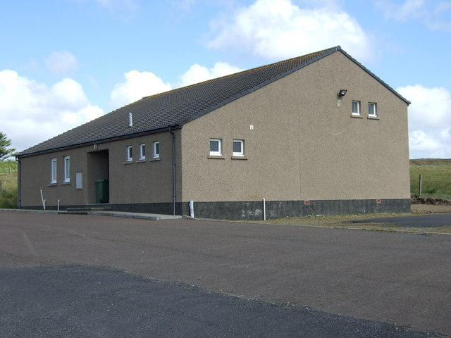 Mid-Clyth Community Hall