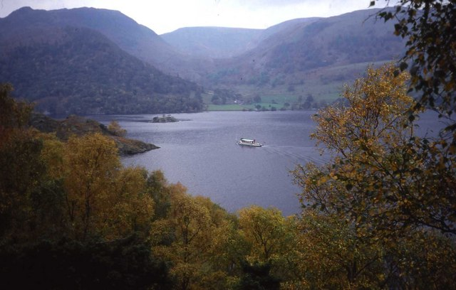 Ullswater at Silver Point