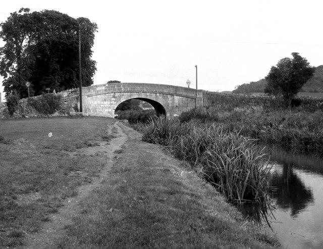 Bathampton Road Bridge, Kennet and Avon Canal
