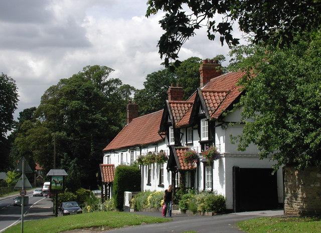 York Road, Bishop Burton