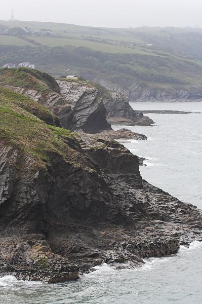 Cliffs near Aberporth