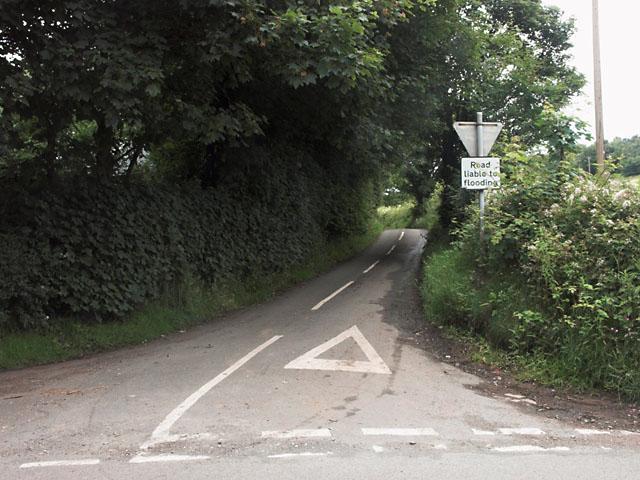 Tickhill Lane near Cressford Farm