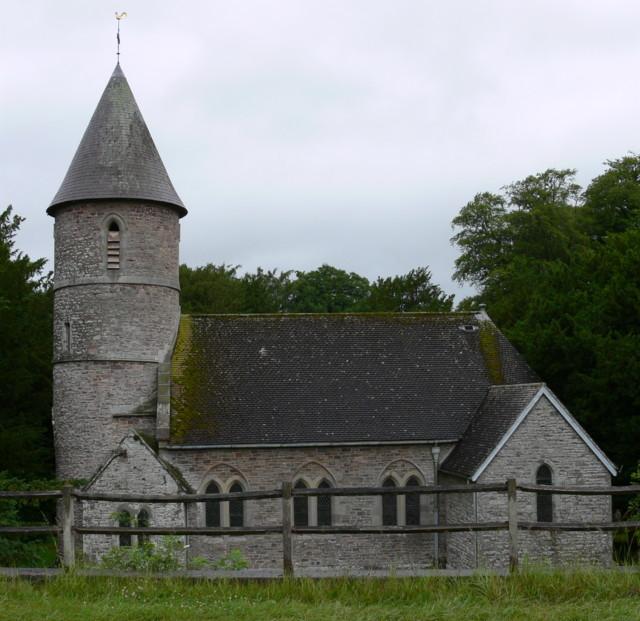 Church At Penpont