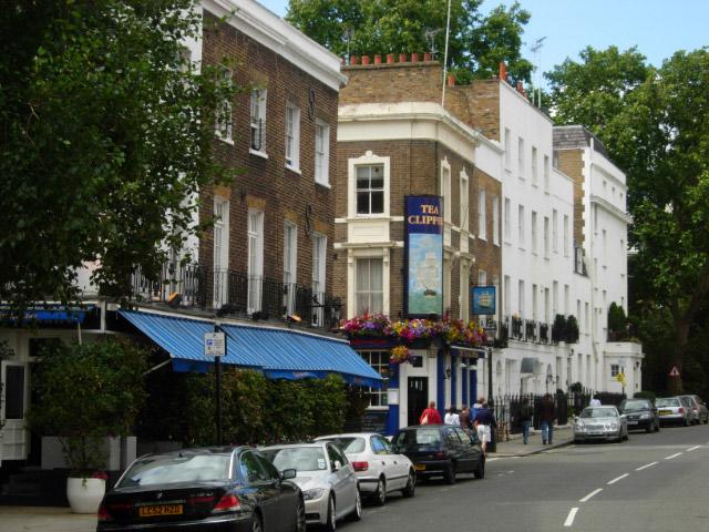 Montpelier Street, Knightsbridge