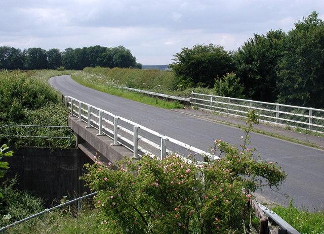 Newbald Road Bridge