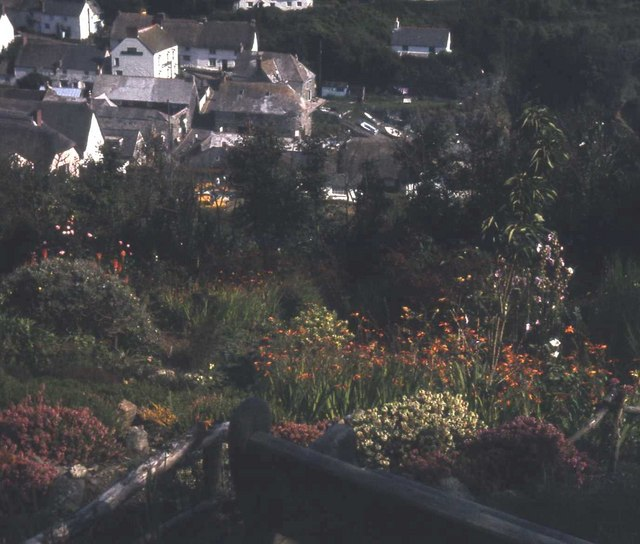Cadgwith Village