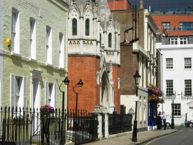 Montpelier Place, Knightsbridge