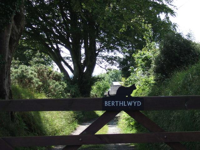 Berthlwyd