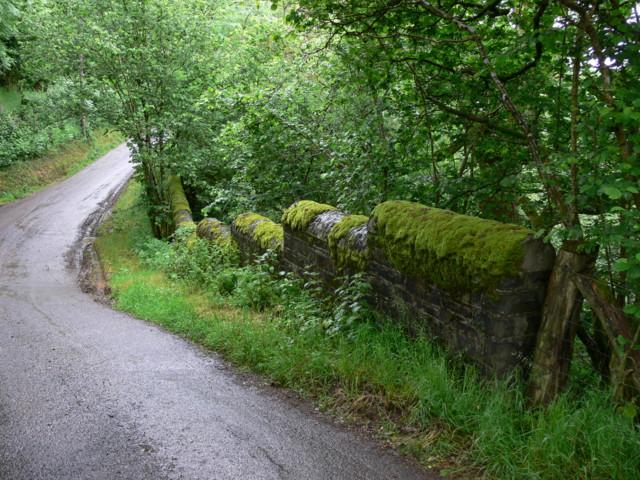 Road Over Cwm-Gelli-gam