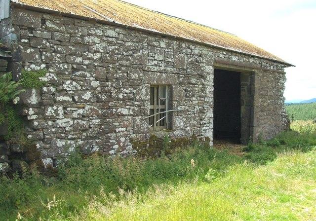Old Wester Lundie Barn