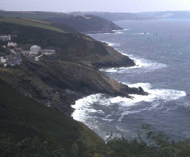Coast at Portloe