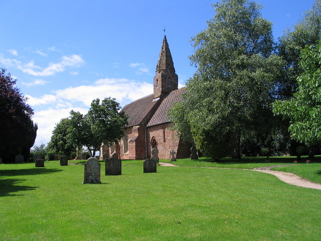 Church of St John the Baptist, Baginton (view NW)
