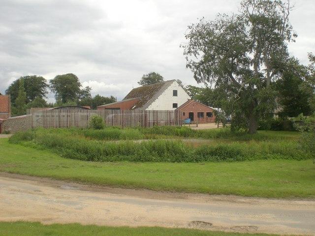 Sussex Barn, Sussex Farm