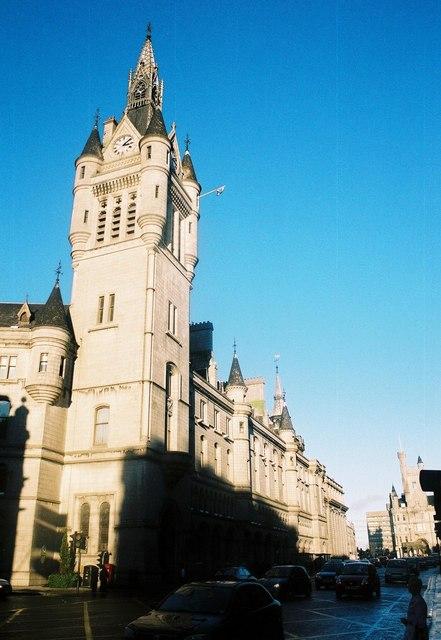 Aberdeen: Town House