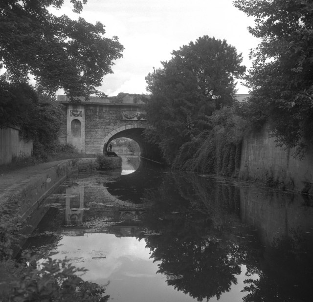 Sydney Gardens No 2 Tunnel, Kennet and Avon Canal, Bath