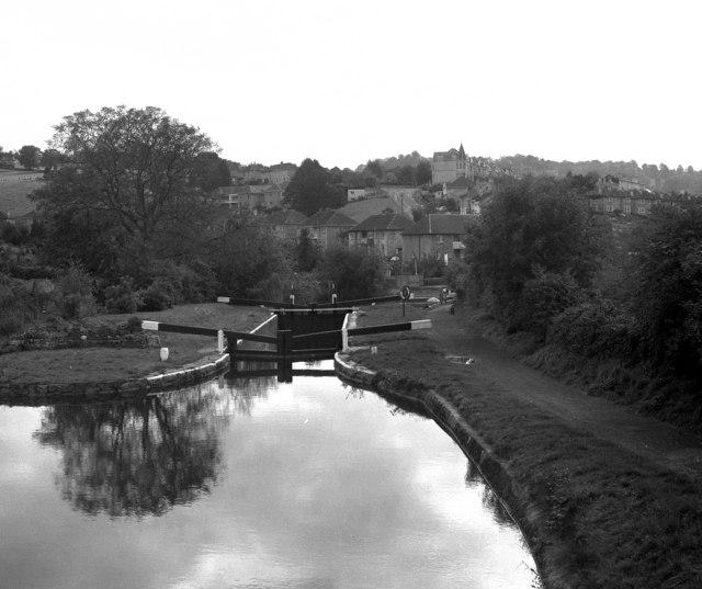 Pulteney Gardens Lock No 12,  Kennet and Avon Canal, Bath