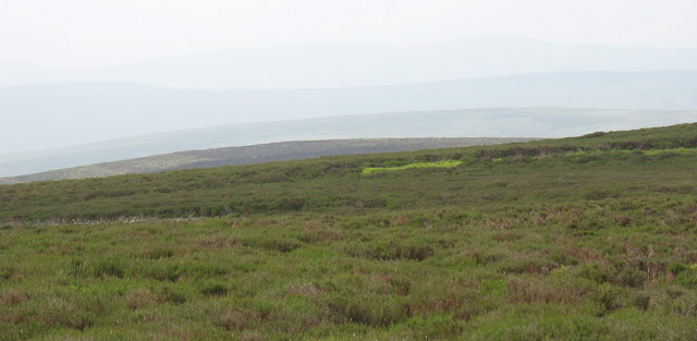 View across to Cerrig Duon