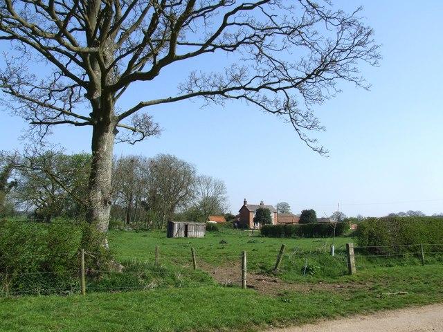 Hall Farm, Claxby Pluckacre