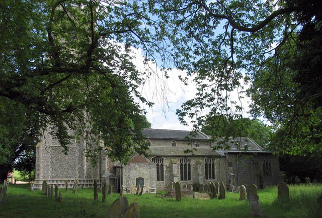 St Michael & All Angels, Barton Turf, Norfolk