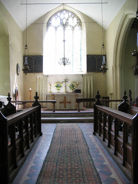 St Michael & All Angels, Barton Turf, Norfolk - Chancel
