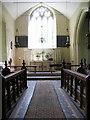 TG3421 : St Michael & All Angels, Barton Turf, Norfolk - Chancel by John Salmon