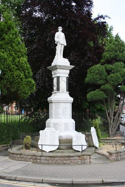 Louth War Memorial