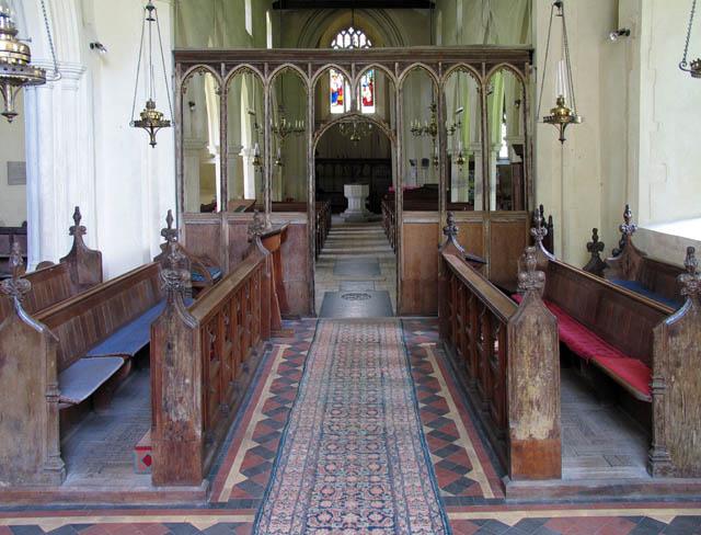 St Michael & All Angels, Barton Turf, Norfolk - West end