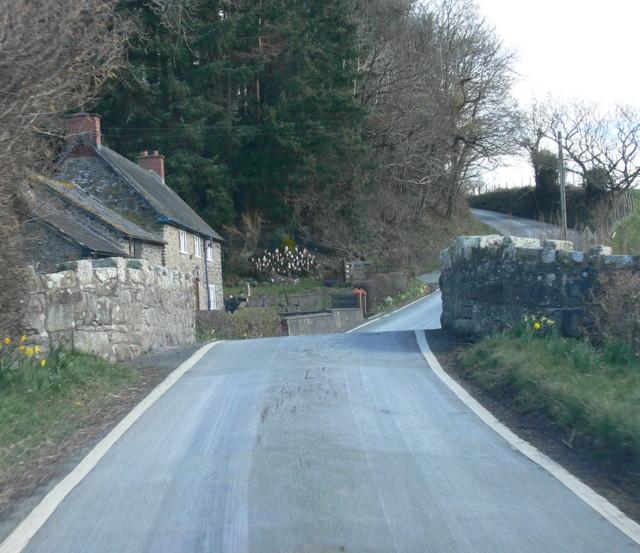 Pont Pandy Llwydiarth