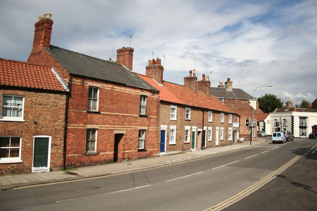 Cottages on Bridge Street
