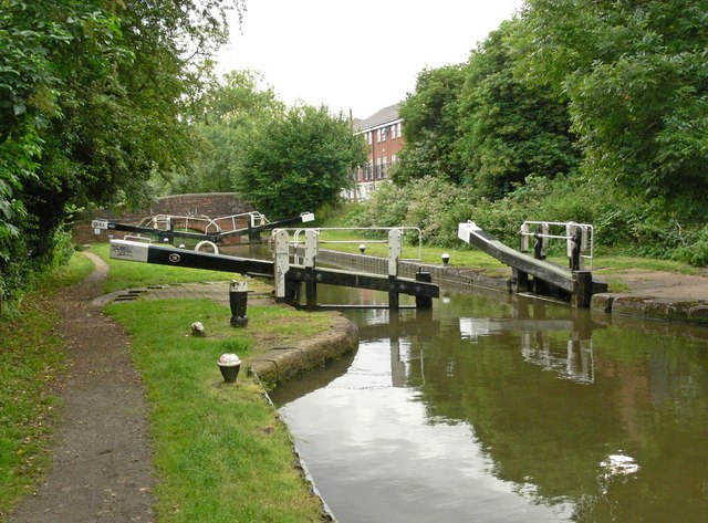 Whetstone Lane Lock