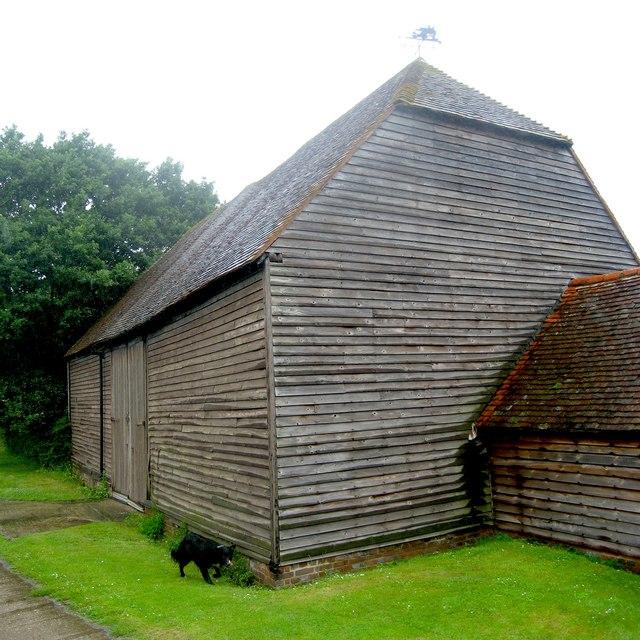 Unconverted Barn at Park Farm, Redlands Lane, Salehurst