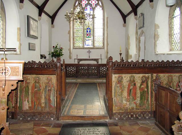 St Michael, Irstead, Norfolk - Chancel