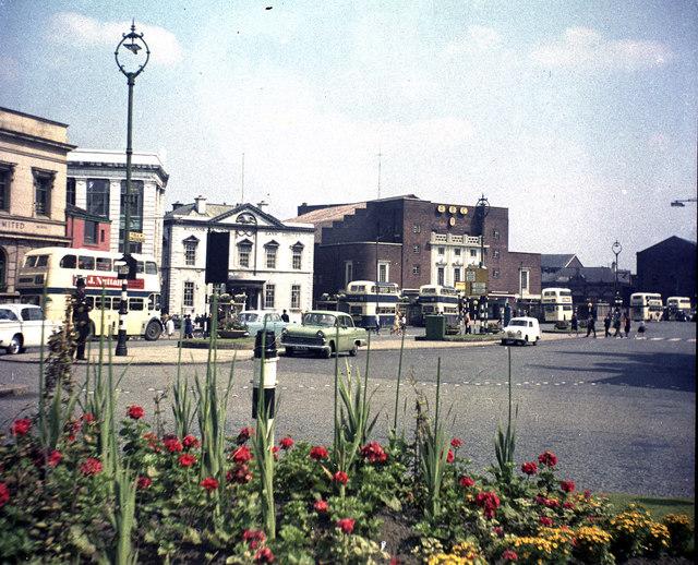 Town Centre, Rochdale, Lancashire
