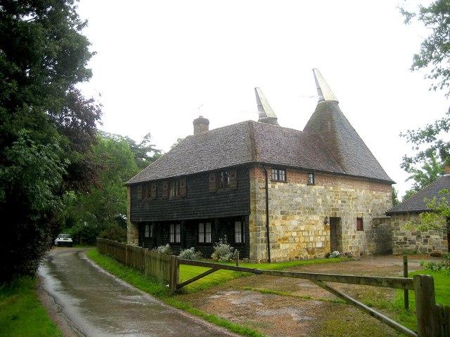 Greyfriars Oast, Redlands Lane, Salehurst