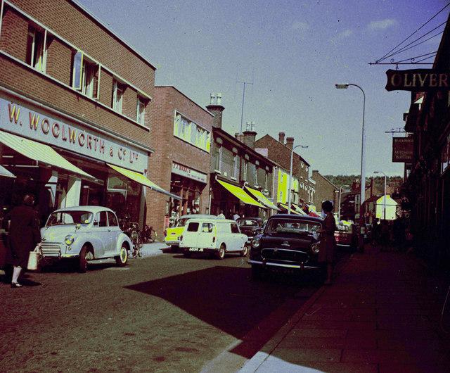 Market Street, Oakengates, Shropshire