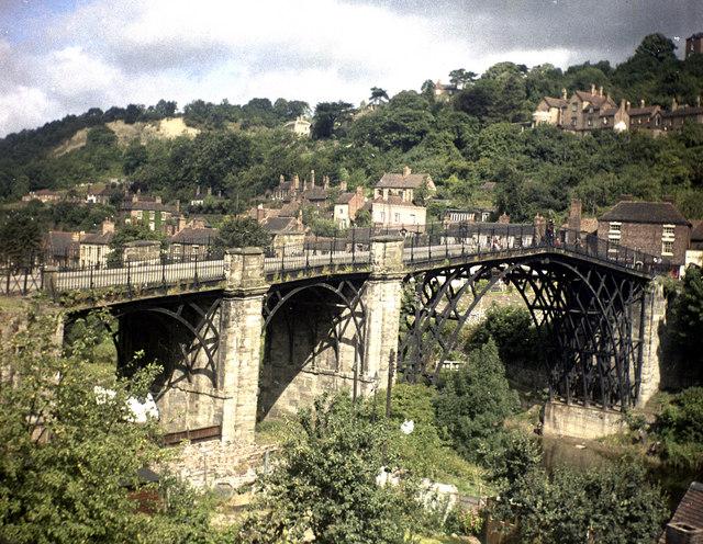 Ironbridge, Shropshire