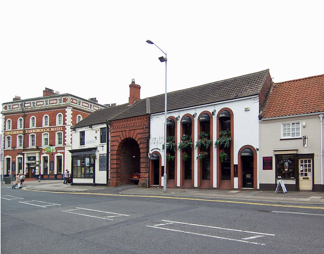 The Othello Restaurant, 23 Bethlehem Street, Grimsby