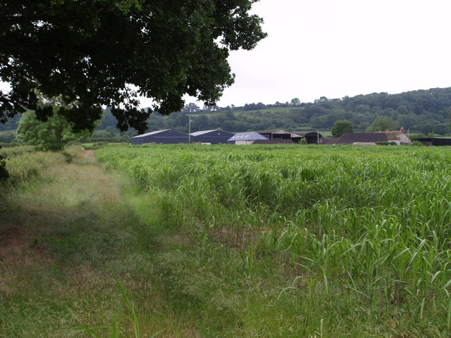 Lower Listock Farm